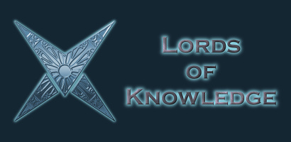 Lords of Knowledge, free RPG